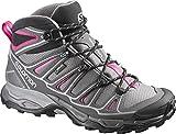 Salomon X Ultra Mid 2, Chaussures de Randonnée Hautes femme, Grau...