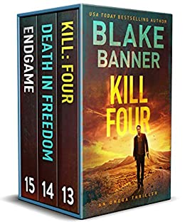The Omega Series: Books 13-15 (Omega Series Box Set Book 4) by [Blake Banner]