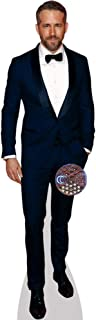 Ryan Reynolds (Blue Suit) Life Size Cutout