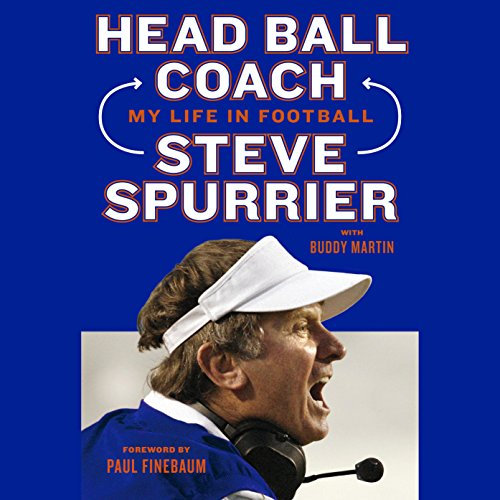 Head Ball Coach audiobook cover art