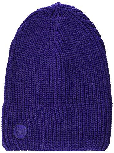 Buff Knitted et Polar A Drip Bonnet, Purple Raspberry, One Size