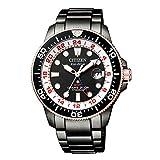 [シチズン] 腕時計 プロマスター エコ・ドライブ ラグビー日本代表モデル BRAVE BLOSSOMS Limited Models 限定600本 BJ7115-85E メンズ ブラック