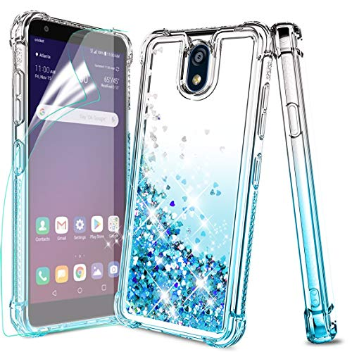 LG Journey LTE Quicksand Glitter Case by Tmacker