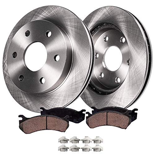 Detroit Axle - 305mm 6-Lug Front Disc...