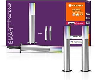 LEDVANCE Oprawa oświetleniowa ogrodowa typu smart LED: for uziemienie, SMART+ Gardenpole Multicolour / 4,30 W, 220…240 V, ...