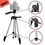 Lightweight 57-inch Camera Tripod for Canon EOS Rebel T3, T3i,...