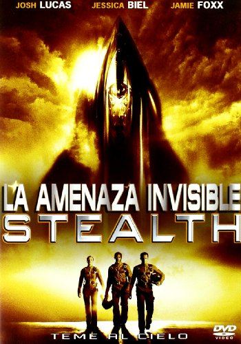 Stealth: La Amenaza Invisible (Import Dvd) (2005) Josh Lucas; Jessica Biel; Ja