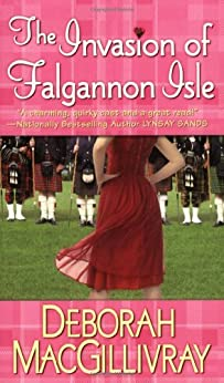 The Invasion of Falgannon Isle (The Sisters of Colford Hall Book 1) by [Deborah MacGillivray]