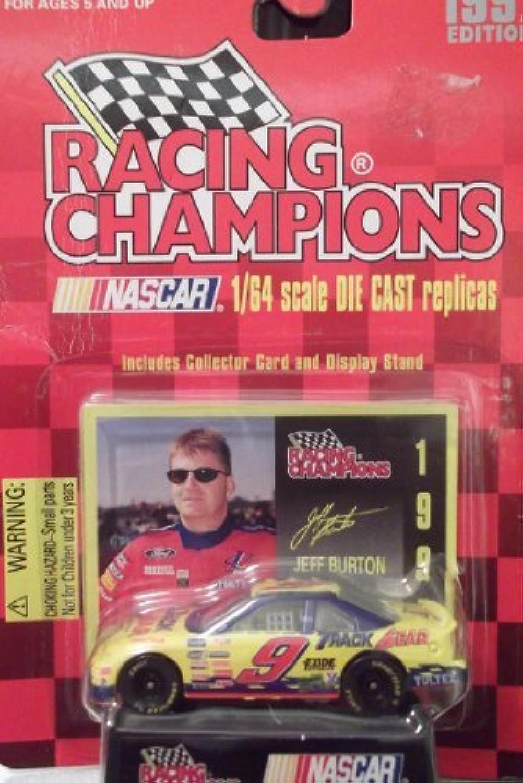 1997 Racing Champions Nascar 1 64 Jeff Burton  9 by Racing Champions