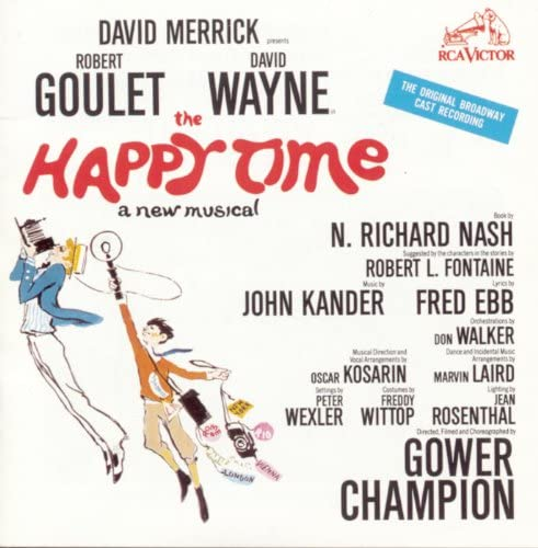 Original Broadway Cast of The Happy Time