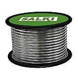 Salki 5100002 - Bobina di filo in lega di stagno, 1% argento, 100gr