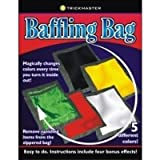 Doowops Baffling Bag Magic Tricks for Magicians Color Change Bag Magic Stage Illusion Gimmick Props Comedy Mentalism Scarves Magic