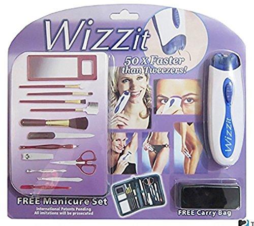 Wizzit - Pinza Eléctrica de Depilación