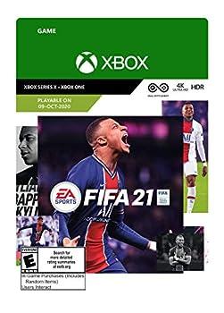 FIFA 21 – Xbox Series X|S – Xbox One[Digital Code]