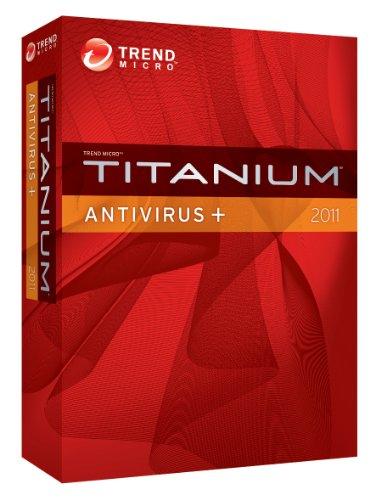 Trend Micro Titanium Antivirus+ 2011 [1 User, 1 Jahr, Mini Retail Box]