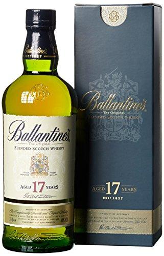 Ballantine's 17 Years Old mit Geschenkverpackung (1 x 0.7 l)
