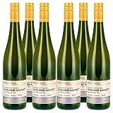 Weingut Mees SCHEUREBE LIEBLICH SÜSS Kabinett 2019 Prämiert Weißwein Wein Deutschland Nahe Paket (6 x 750 ml) 100% Scheurebe
