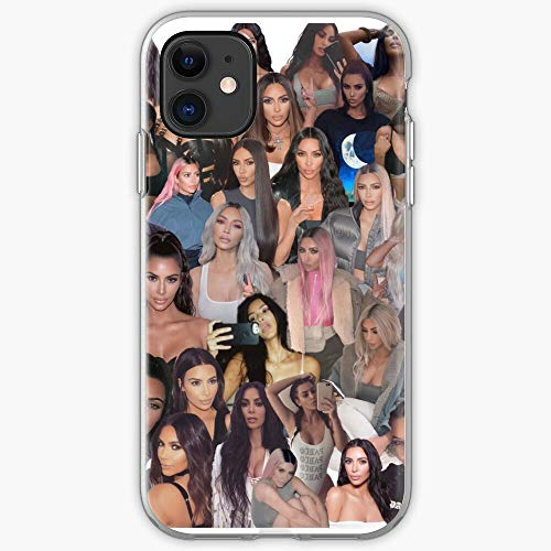 Kardashian The Keeping Kim Kardashians with Up West - Phone Case for iPhone 11, iPhone 11 Pro, iPhone XR, iPhone 7/8 / SE 2020… Samsung Galaxy