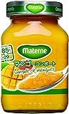 Materne(マテルネ) マンゴーコンポート295g