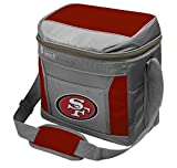 Coleman NFL Soft-Sided Insulated Cooler Bag, 16-Can Capacity, San Francisco 49ers