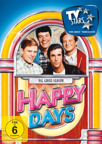 Happy Days - Die erste Season [2 DVDs]
