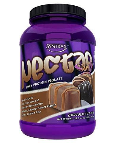 Nectar Whey Isolate (900G) - Chocolate Truffle, Syntrax