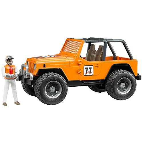Bruder 02542 TOYS Spielzeug, orange