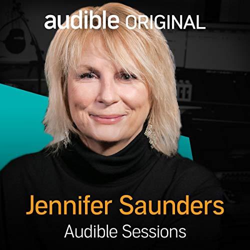Jennifer Saunders audiobook cover art