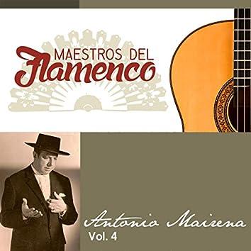 Maestros del Flamenco, Vol. 4