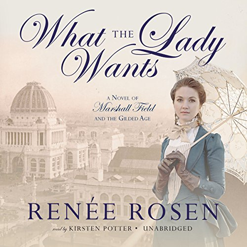 What the Lady Wants audiobook cover art