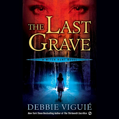 The Last Grave audiobook cover art