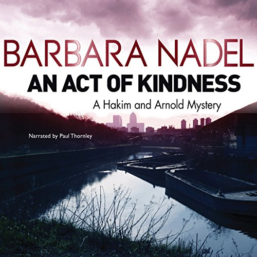 An Act of Kindness audiobook cover art