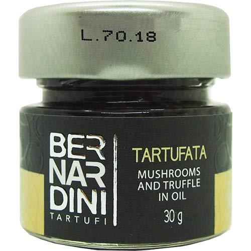 Bernardini Tartufi Tartufata Setas y Trufa en Aceite - 3 Paquetes de...