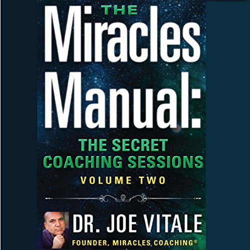 Miracles Manual Volume 2 audiobook cover art