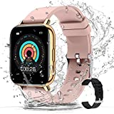 Smartwatch Pulsera Inteligente, TYC Reloj Inteligente Pantalla Táctil Completa de...