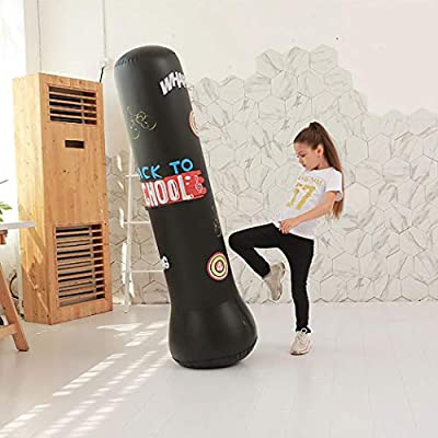 Kouye Inflatable Thickening Fighting Column Decompression Fitness Boxing Column Toy Pool Rafts & Inflatable Ride-ons