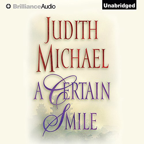 A Certain Smile audiobook cover art