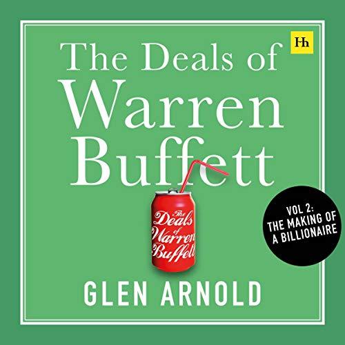 The Deals of Warren Buffett, Volume 2: The Making of a Billionaire  By  cover art