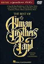 Best of the Allman Brothers Band - Signature Licks DVD