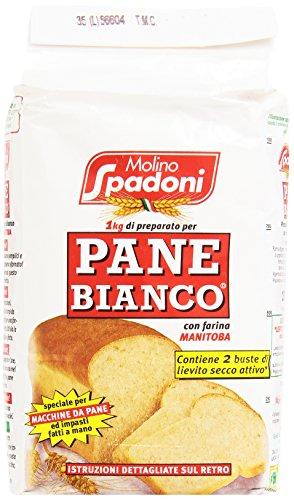 Molino Spadoni Farina Per Pane Bianco 1Kg