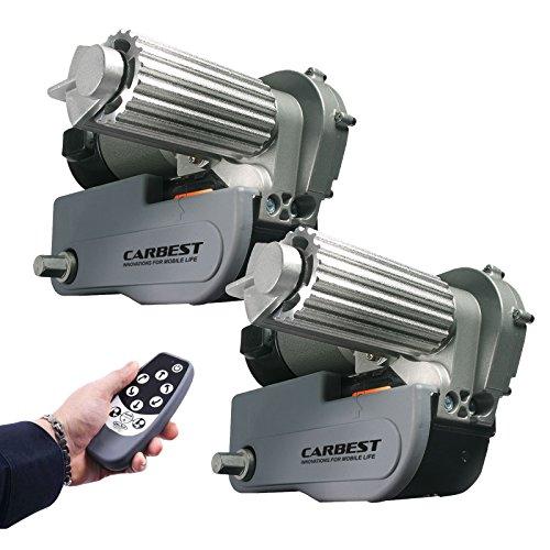 Carbest Cara-Move automatische Rangierhilfe 2250 Kg 1 & 2 Achser inkl Fernbedienung