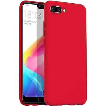 Apanphy Huawei Honor 10 Funda, Ultra Slim Hard Sedoso Scrub Shell ...