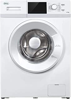 Terim Front Load Washer 7 Kg, 1200 RPM, White, TERFL71200, 1 Year Warranty