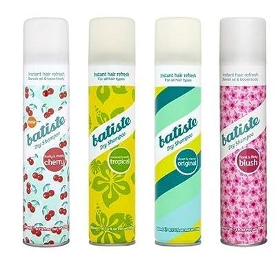 Batiste Dry Shampoo Spray Variety, 26.92 oz