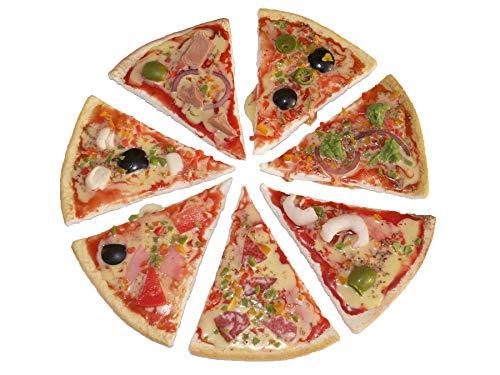 Food calamita Pizza includessero - magnetico Pizza pezzi, decorazione da cucina