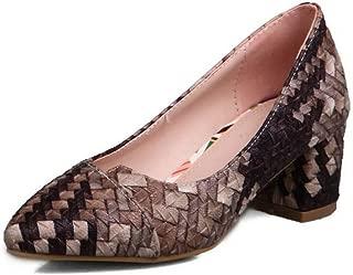 BalaMasa Womens APL12366 Pu Heeled Sandals