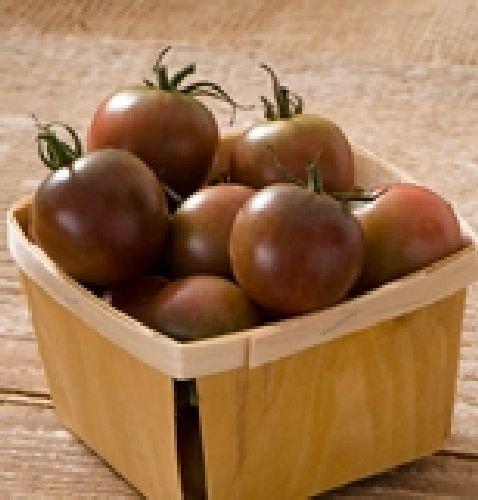 """Ungarische Samen Tomaten""""Black Cherry"""", sehr ertragreiche, legendäre Sorte, von unserer ungarischen Farm samenfest, nur organische Dünger, KEINE Pesztizide, BIO hu-öko-01"""