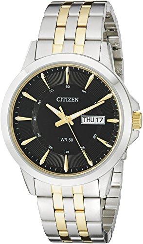 Citizen Hombres de BF2018–52E Two-Tone acero inoxidable reloj de pulsera