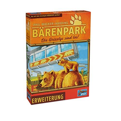 Lookout Games 22160108 Bärenpark ErweiterungDie Grizzlys sind los