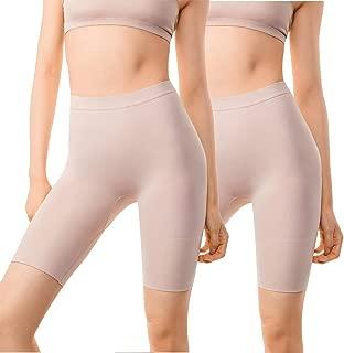 Women's Tummy Control High Waist Shapewear Panties Mid Thigh Rear Lifting Shaper Slimmer Power Shorts